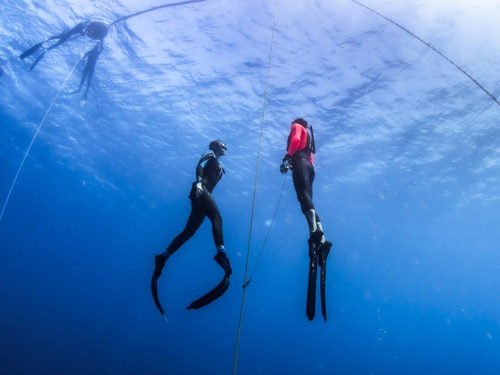 Freediving Bali